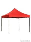 戶外傘 帳篷頂布加厚防雨大傘布3X3帳篷布擺攤遮陽雨棚布 俏俏家居