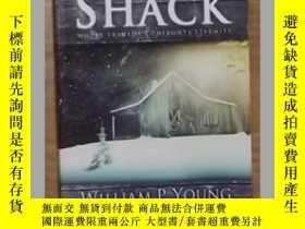 二手書博民逛書店英文原版罕見The Shack by William. Paul