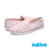 Native TOFINO 休閒鞋 211066008732 女款 條紋粉紅【iSport愛運動】