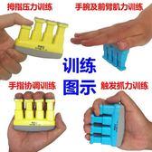 握力球康復訓練器材中風偏癱老人鍛煉手指力量腕握力圈握力器按摩(行衣)
