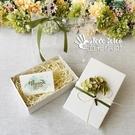 禮物盒 Todo Color裝香水化妝品的禮品盒禮盒 生日禮物盒子ins風空盒綠色【快速出貨八折下殺】