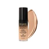 Milani Conceal + Perfect 完美零瑕二合一遮瑕粉底液 04 Medium Beige 30ml