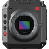 Z CAM E2 專業4K電影攝影機  4K最高可達120 fps 10位彩色記錄 支援ProRes 【MFT卡口】公司貨