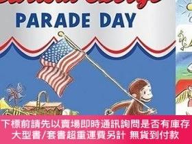 二手書博民逛書店Curious罕見George Parade Day [Tabbed Board Book]Y454646 H