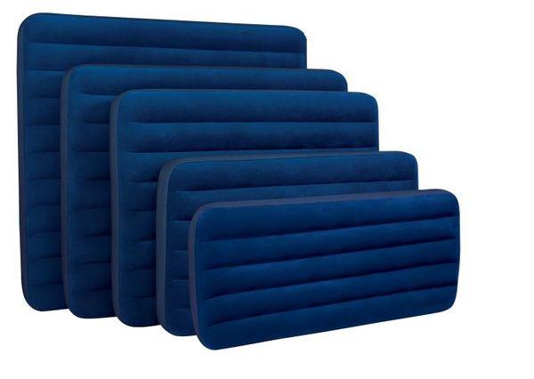 原裝INTEX單人雙人沖氣床充氣床墊氣墊床戶外床墊空氣床