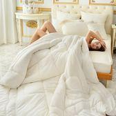 【早秋優惠】義大利La Belle《100%法國羊毛暖冬被-3KG》--雙人