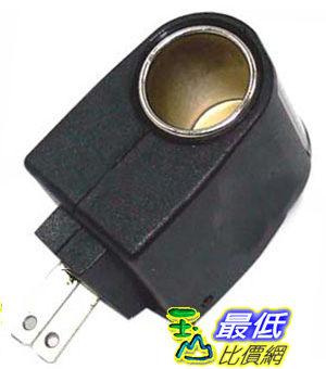 [玉山網] AC 轉 車充 AC 充電器 可將車用插頭轉為一般插座 110V 轉 12V 6W以下的商品適用 (19013_f09)