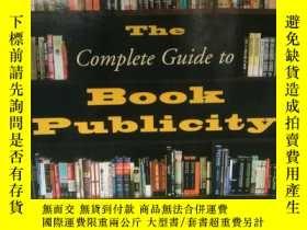 二手書博民逛書店The罕見Complete Guide to Book Publ
