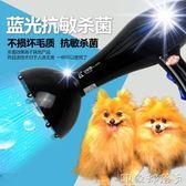 寵物專用吹水機吹風機大功率靜音狗狗金毛泰迪長毛大型犬電吹風機 全館免運