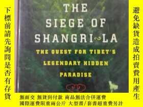 二手書博民逛書店THE罕見SIEGE OF SHANGRI-LA BY MICH