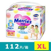 妙而舒 妙兒褲(XL)28片x4包-箱購