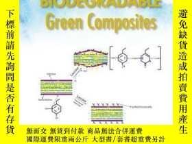 二手書博民逛書店Biodegradable罕見Green CompositesY410016 Susheel Kalia (E