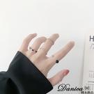 現貨 韓國氣質個性簡約金屬感幾何圓形麻花波浪四件組開口戒指 S5257 批發價 Danica 韓系飾品