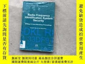 二手書博民逛書店Radio罕見frequency identification system securityY375787
