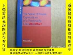 二手書博民逛書店The罕見sense of humor : explorations of a personality chara
