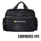 公文包 橫式-大 Confidence 高飛登 5822 專業黑
