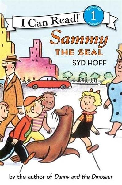 (二手書)An I Can Read Book Level 1: Sammy the Seal