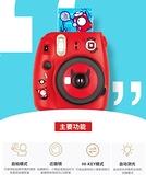 拍立得富士立拍立得mini9自帶美顏相機學生款含一次成像相紙mini8升級款【99免運】