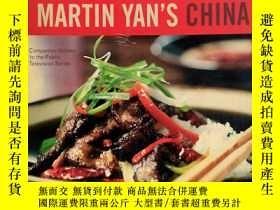 二手書博民逛書店Martin罕見Yan s 中國 楊馬丁的中國Y19139 Martin Yan Chronicle Book