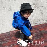 男童外套秋冬裝風衣秋季兒童加棉加厚寶寶3小男孩洋氣沖鋒衣5歲潮