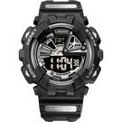 Transformers 變形金剛 聯名限量玩色潮流腕錶(震波)LM-TF002.SWS1N.121.1NS