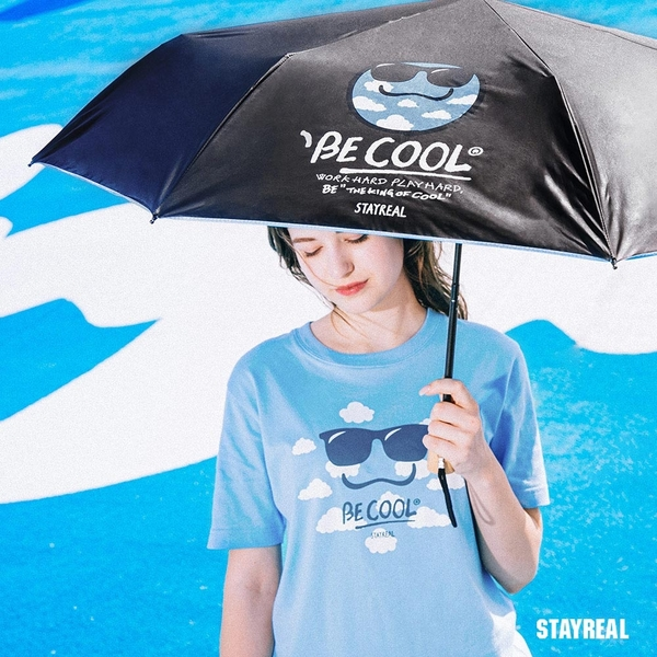 STAYREAL BE COOL好心晴兩用傘