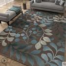 ins風北歐地毯客廳茶幾毯現代簡約臥室房間滿鋪床邊毯大面積家用  自由角落
