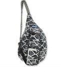 [好也戶外]KAVU Mini Rope Sling 休閒肩背包(尼龍款) 碳纖部落 NO.9191-1175