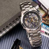 CASIO LIW-M610TDS-1A2 太陽能電波鈦金屬腕錶 LIW-M610TDS-1A2JF
