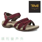 美國 TEVA 女 Tirra 水陸兩棲 多功能運動涼鞋 4266HPEC 深紅 運動涼鞋 休閒涼鞋 OUTDOOR NICE