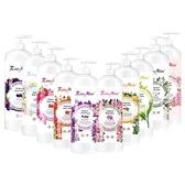 韓國 EVAS 奢華香水身體乳(1000ml) 款式可選【小三美日】