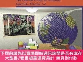 二手書博民逛書店OpenGL(R)罕見Programming Guide: The Official Guide to Learn