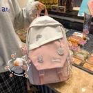 書包女小學生三到六年級韓版原宿ulzzang背包日系初中生ins雙肩包 印象家品
