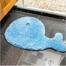 时尚可爱卡通吸水可机洗卫浴洗手间地毯浴室...