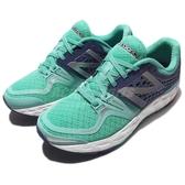 New Balance 慢跑鞋 WVNGOBY D 綠 藍 白 運動鞋 休閒鞋 女鞋【PUMP306】 WVNGOBYD