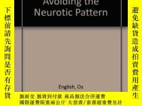 二手書博民逛書店Emotional罕見Problems Of Living: Avoiding The Neurotic Patt