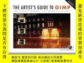 二手書博民逛書店The罕見Artist s Guide To GimpY255562 Michael J. Hammel No