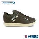 【超取】K-SWISS Lundahl WP防水時尚運動鞋-男-咖啡