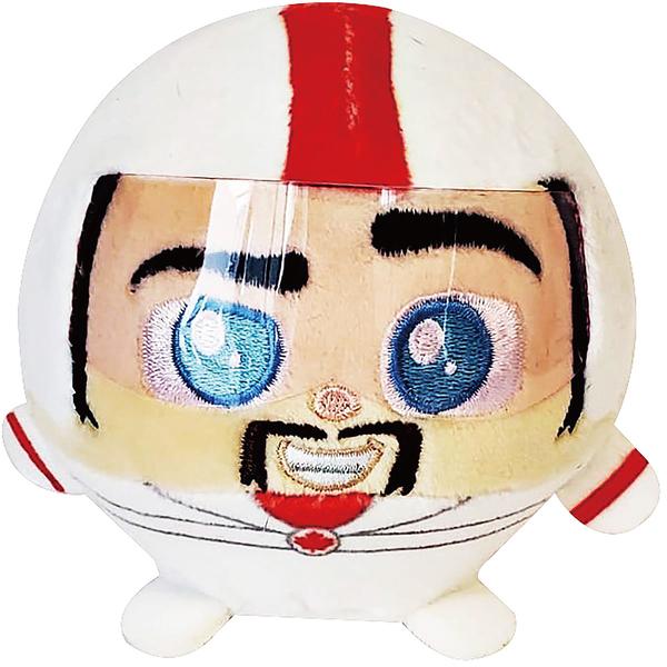SQUEEZE軟軟絨毛玩具總動員4