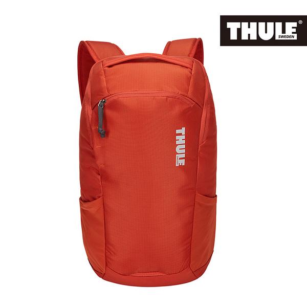 THULE-EnRoute 14L筆電後背包TEBP-313-橘紅