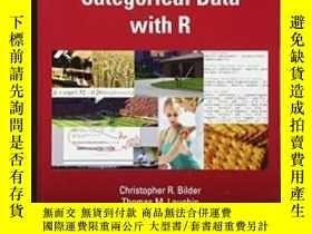 二手書博民逛書店Analysis罕見Of Categorical Data With R-分類數據的R分析Y436638 Ch