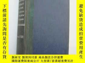 二手書博民逛書店ORGANIC罕見REACTION (VIII) 交通書店195