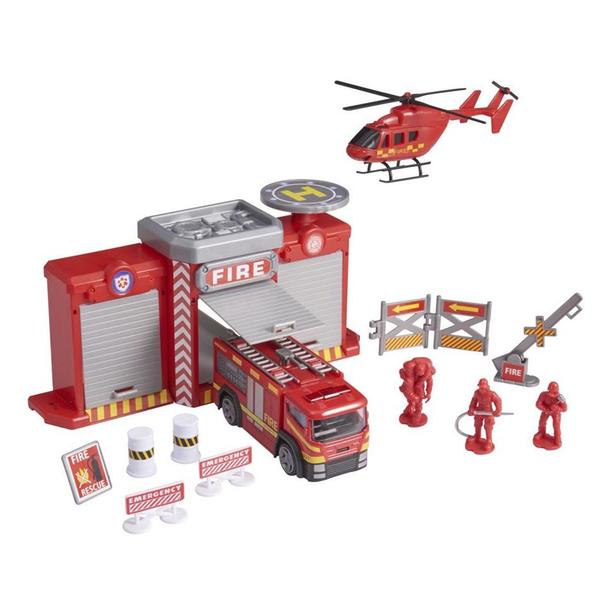 TEAMSTERZ 緊急消防總部組_HT68661
