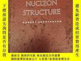 二手書博民逛書店nuclear罕見and nucleon structure(S