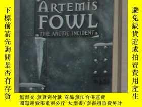 二手書博民逛書店英文原版罕見The Arctic Incident (Artem