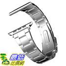 [美國直購] JETech 2105-Watch-Band-42-STEEL Apple Watch 42mm 專用 不鏽鋼錶帶 - 銀色