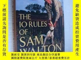 二手書博民逛書店The罕見10 Rules Of Sam Walton (:沃爾