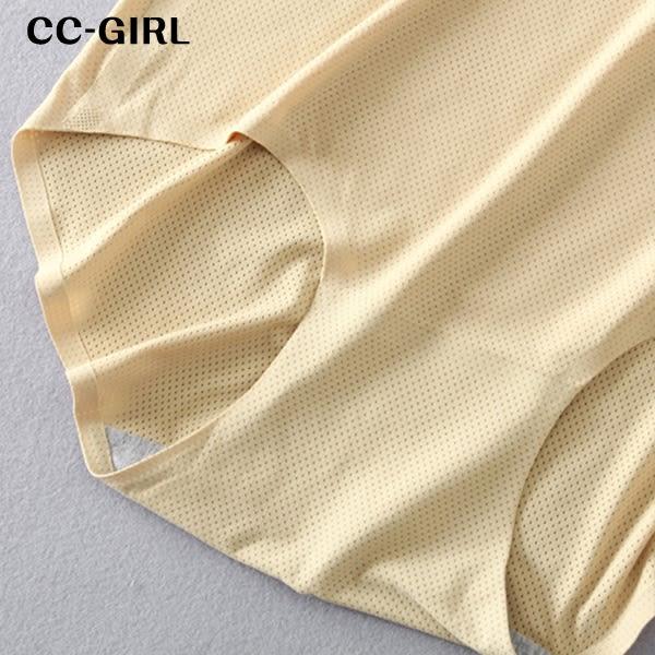 中大尺碼 高腰透氣內褲~共兩色 - 適4L~5L《 19377HH 》CC-GIRL