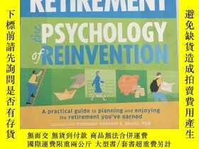 二手書博民逛書店Retirement罕見The Psychology Of Re