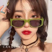 《Caroline》年度最新網紅款潮流行百搭抗UV時尚太陽眼鏡 72553